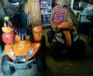 Детские электрические квадроциклы