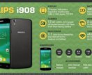 Восьмиядерный смартфон Philips Xenium I908