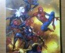 Удивительный человек паук (паучьи миры)