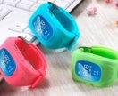 Детские GPS часы-телефон Q50. РАСПРОДАЖА!