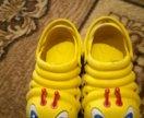 Детская обувь летняя 24р.
