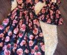 Платье мама+ дочь