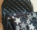 Рюкзак и клатч