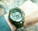 Часы мужские Q&Q 10 BAR.Оригинал.