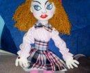 Кукла ручной работы Френки