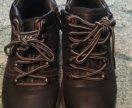 Демисезонные ботинки 38 р-р