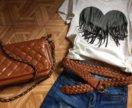 Сумка ремень джинсы