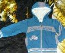 Куртка осенняя на мальчика 86р