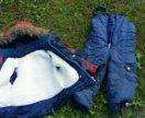 Куртка и комбез зимние