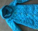 Пальто для девочки Пеликан
