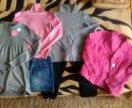 одежда для девочки (мешком)