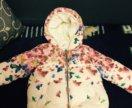 Курточка на малышку Zara
