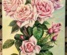Картина розы