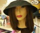 Шляпка летняя новая