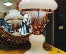 Настольная лампа 80 год