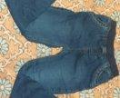 джинсы детские на флисе