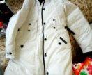 Куртка новая качественная