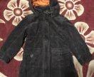 Пальто детское деми