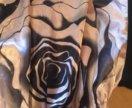 Необычная кофта блузка