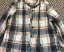 Штаны и рубашка Benetton