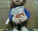 Куклы ручной работы домовой.