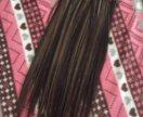 Волосы новые закапсулированные