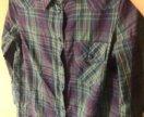 Рубашка в клетку People