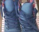 Новые кеды, ботинки