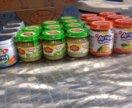Пюре фруктовое и овощное