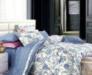 постельное белье из сатина евро