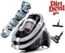 Пылесос мультициклон Dirt Devil VS8 на запчасти