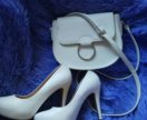 БелыеТуфли и сумка