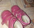 Ботинки детские  для девочки24.