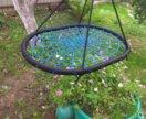 Качели гнездо овальные (выдерживают 250 кг)