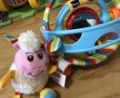 Tiny love игрушки развивающий шар и овечка
