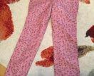 Джинсы штаны 2 х сторонние для девочки
