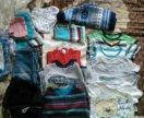 Вещи для мальчика 2-3 года пакетом