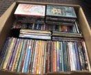 Фильмы на DVD, более 100 дисков