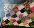 Детское новое лоскутное одеяло