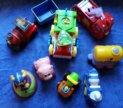 Разные машинки для малыша