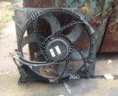BMW X3 2004 Вентилятор радиатора
