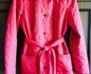 Куртка стеганная размер 44/46