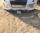 Бампер передний Ауди ку7 Audi Q7 sline