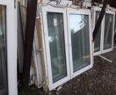 Окна пластиковые бу в 141,ш 144