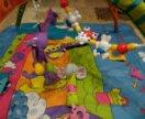 Развивающий коврик+ игрушки!