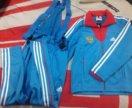 Лыжный костюм Adidas (теплый)