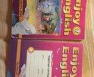 Учебник по английскому 7 класс Enjoy English