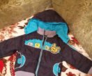 курточка на 2-3года