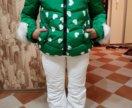 Горнолыжный костюм, куртка зимняя