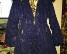 Пальто зимнее 42